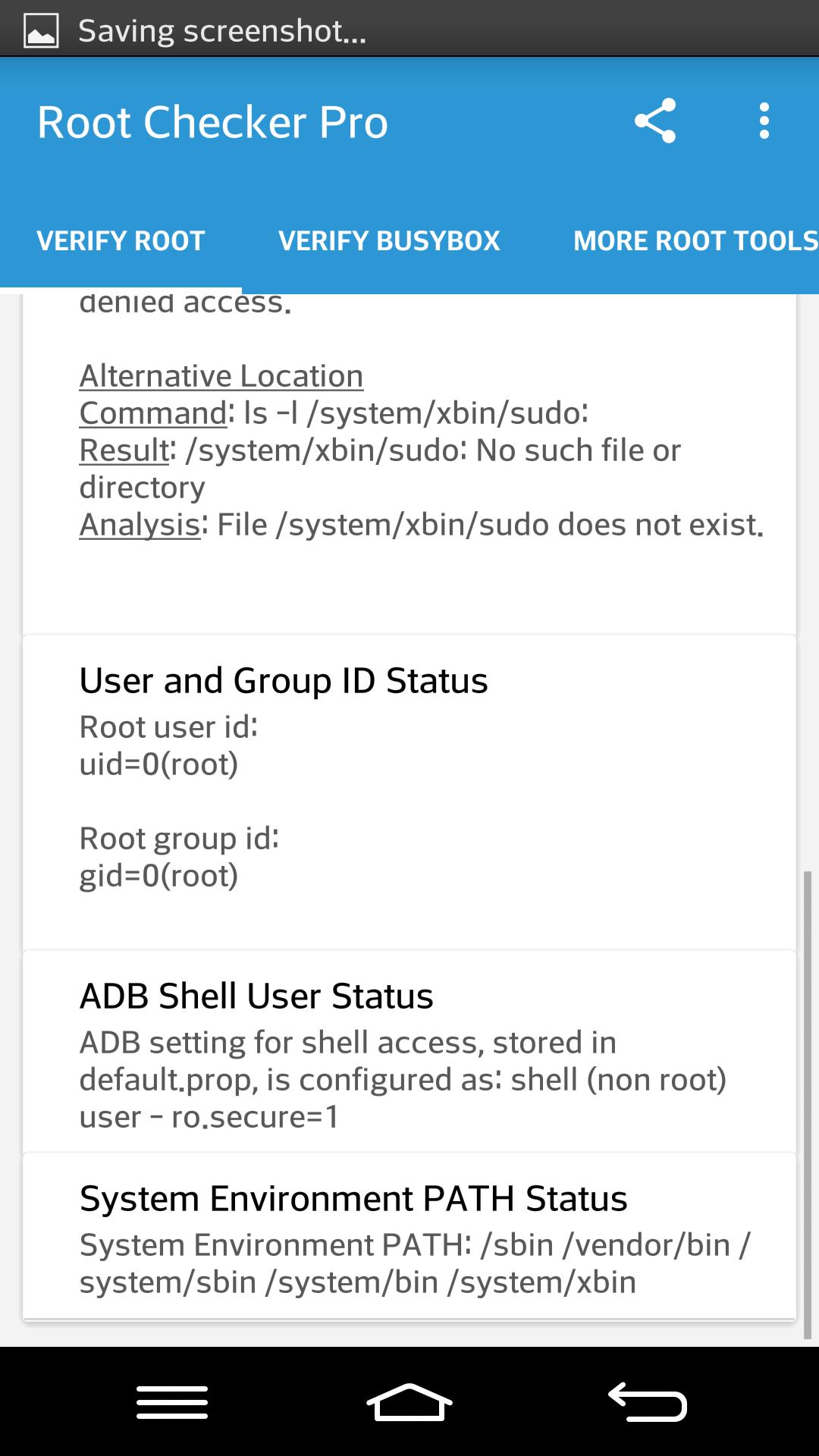 Verizon g2 update won't install pre lollipop - LG G2