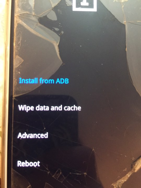 Entered recovery mode by mistake and Stuck - OnePlus 3   Android Forums