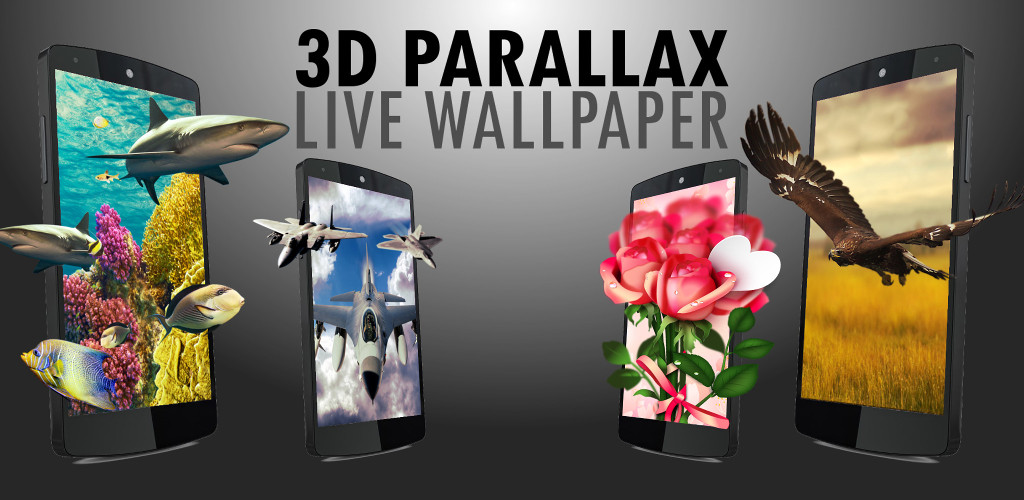 FREE][THEME] 3D Parallax Wallpaper - Android Themes  Android Forums