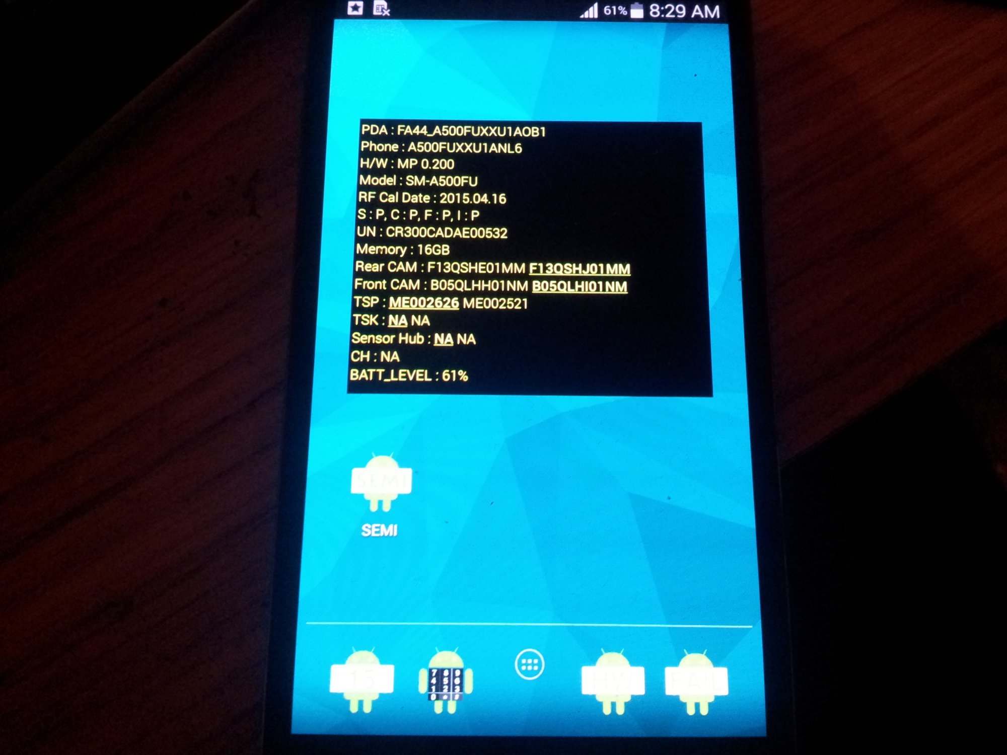 Remove Factory Binary - Android Help | Android Forums