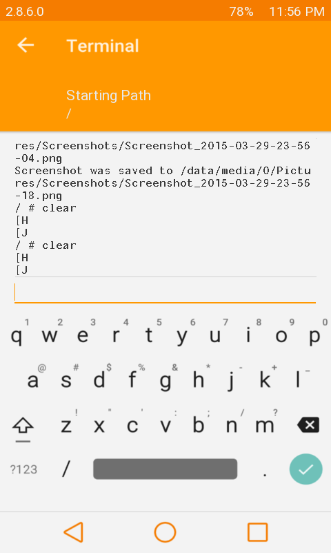 TWRP] [MS323, D320n, D325] Team Win Recovery Pro 3 0 - LG