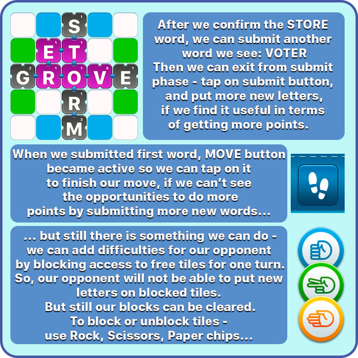 another word for move