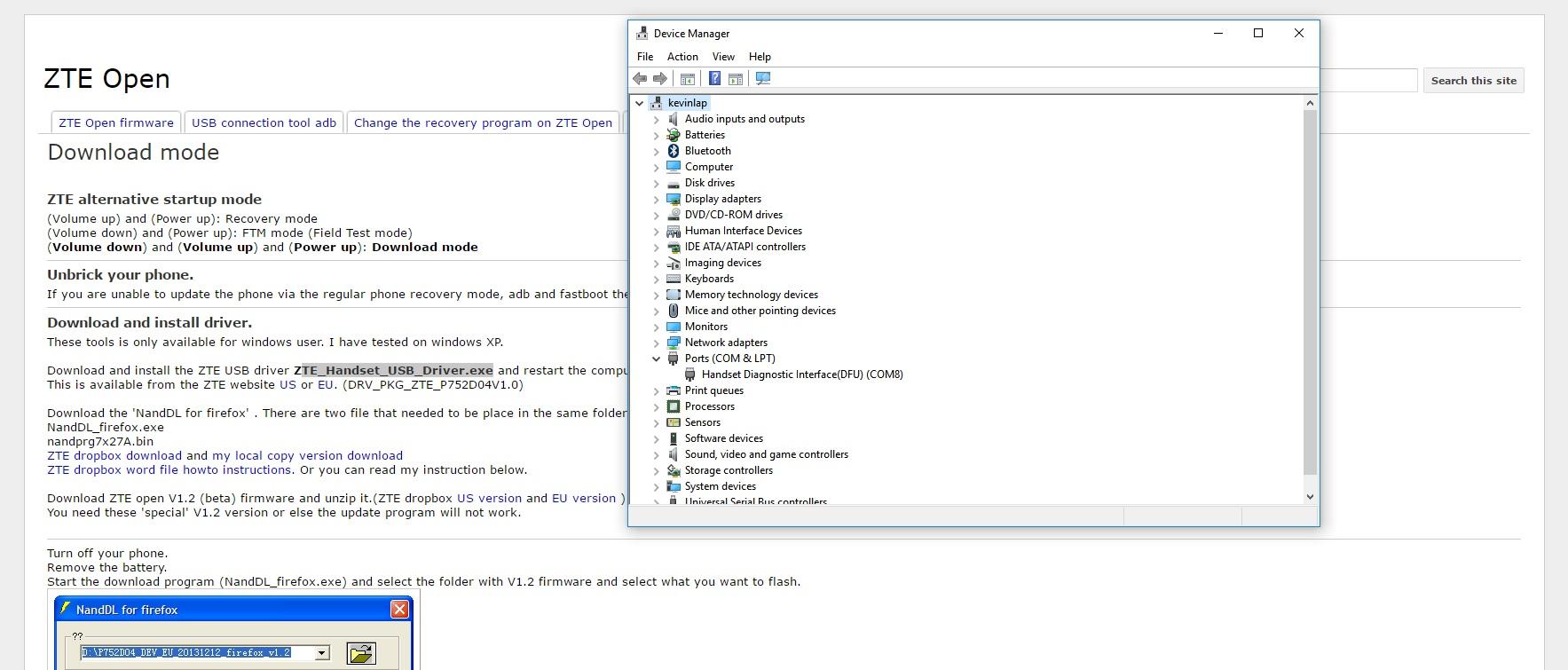 ZTE ZMAX Pro (Z981) root discussion - ZTE Zmax Pro | Page 14
