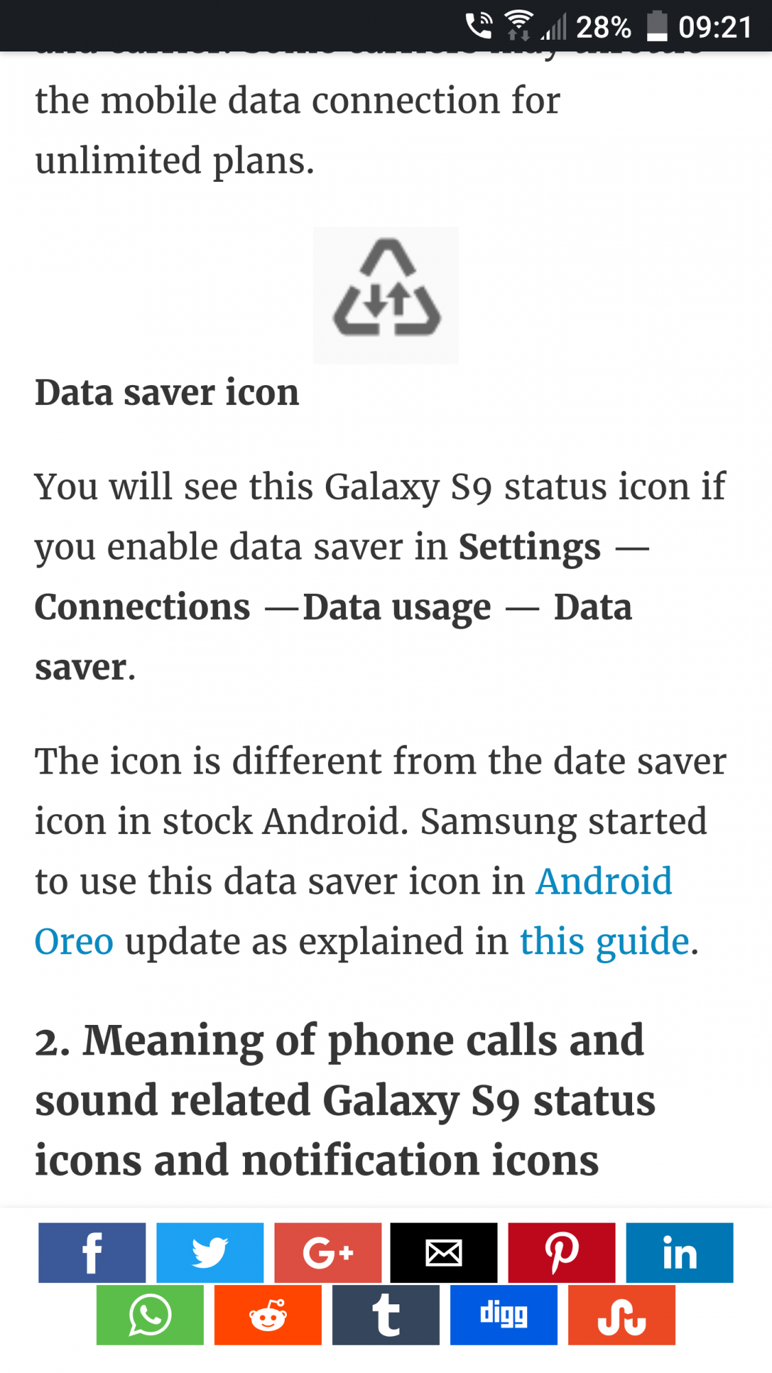 Status Bar Icon Help - Samsung Galaxy J7 Pro | Android Forums