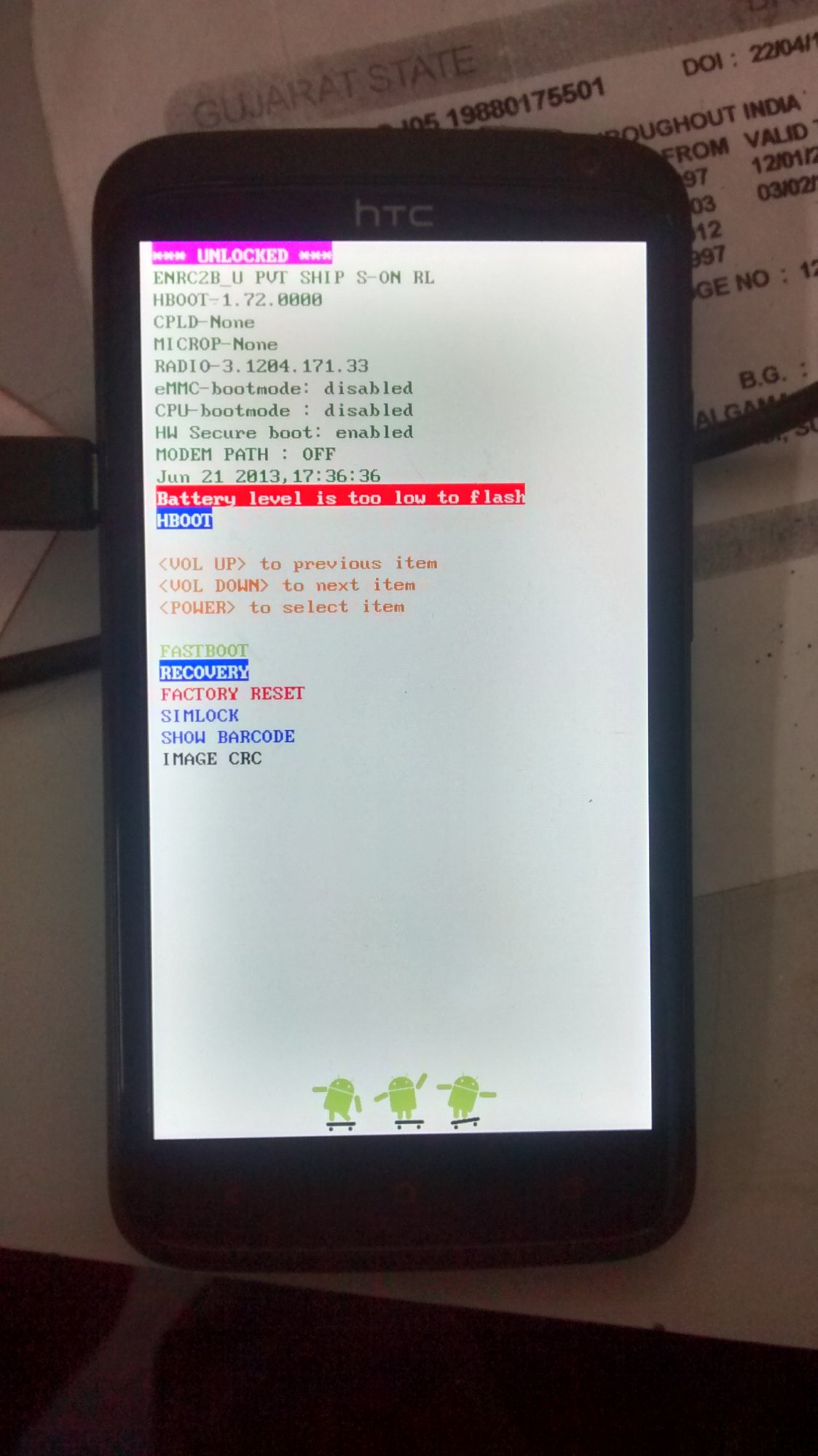 hboot 1.72 htc one x