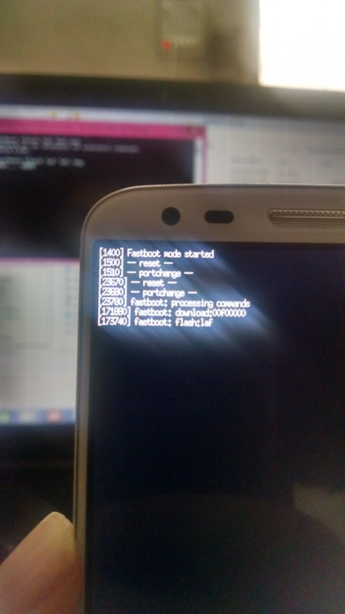 Sprint] LG G2 Stuck in fastboot mode  PLEASE HELP! - LG G2