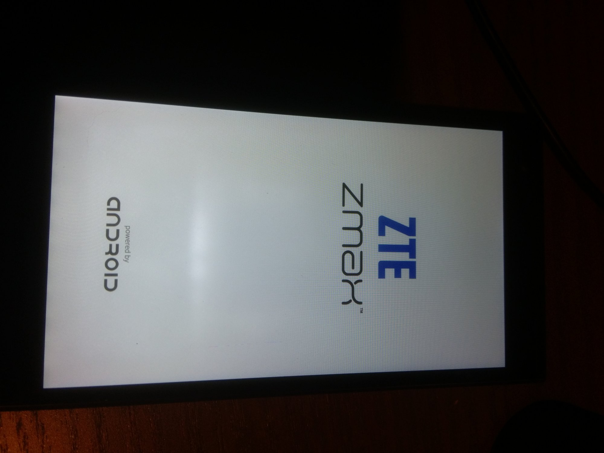 Help:How to unbrick from Stock Recovery? - ZTE Zmax