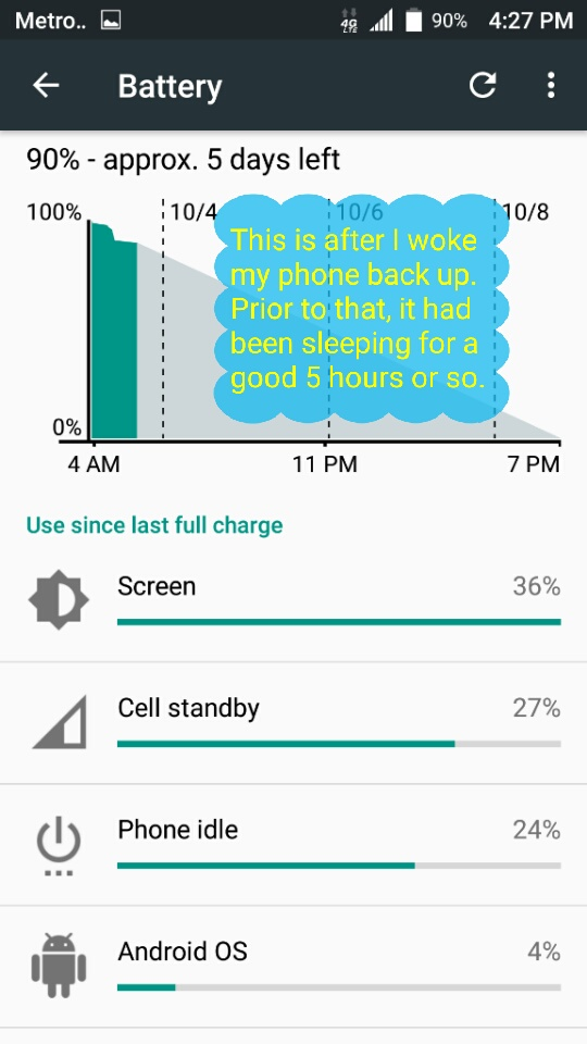 Help! My battery is discharging faster and faster   it's