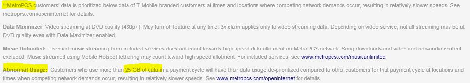 Metropcs 4g LTE seems slow  Is it throttled? - Metro PCS | Android
