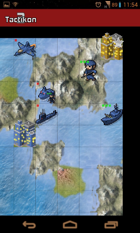 Tactikon 2 - Strategy [Game][Free] - Android Apps & Games