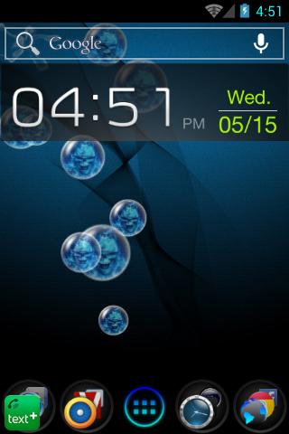 Galaxy S3 Clock Widget? - LG Motion 4G | Android Forums