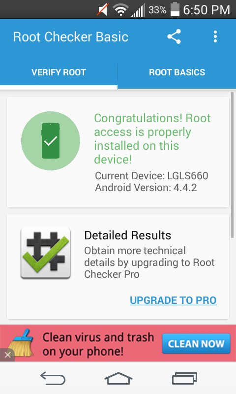 LG Tribute root - LG Tribute LS660 | Android Forums