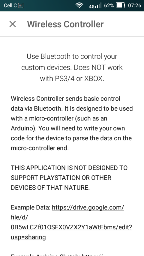 Is there a way I can get a 5 0 1 phone to use a wiimote