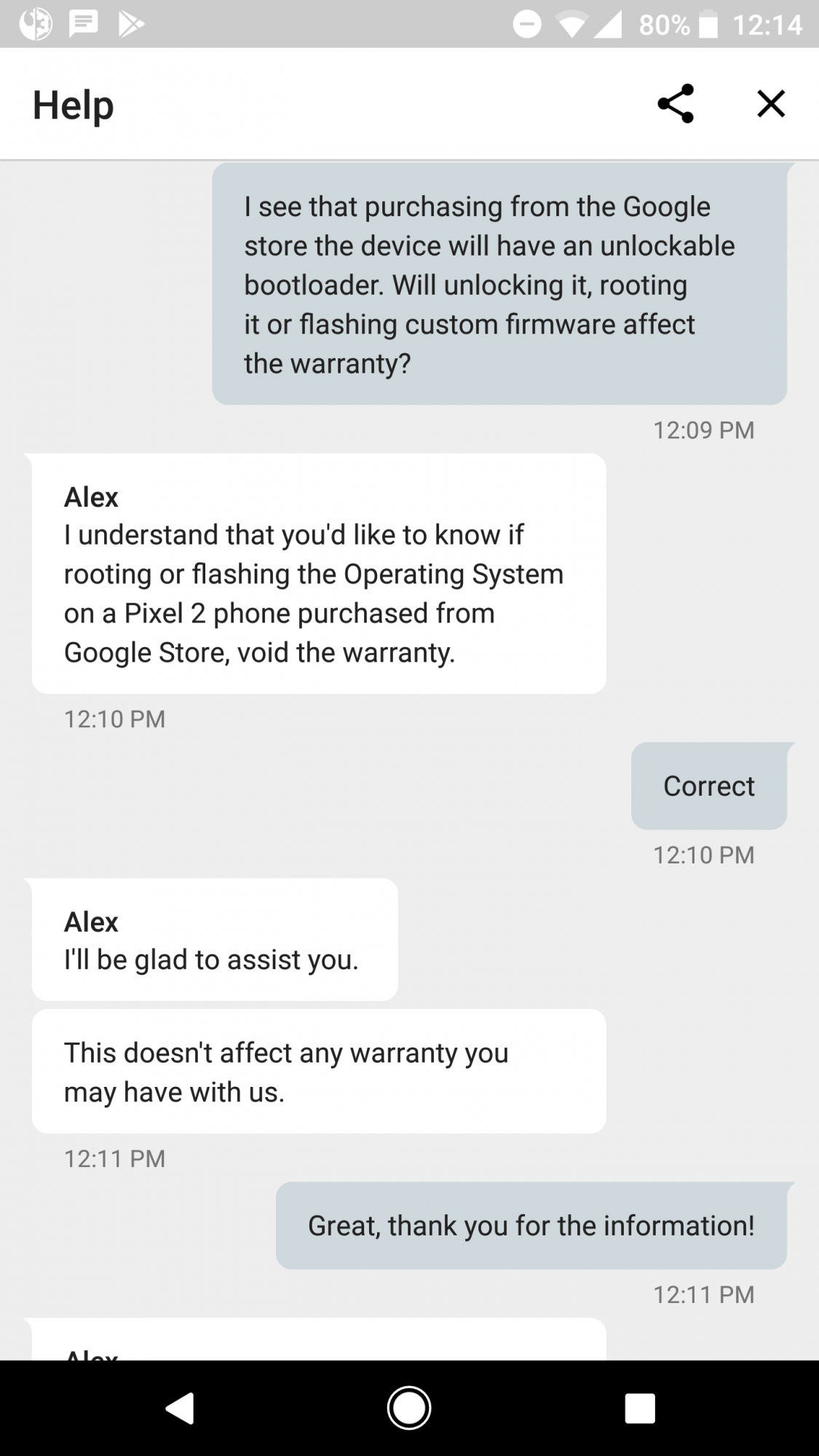 Rooting and your warranty - Google Pixel 2 XL   Android Forums