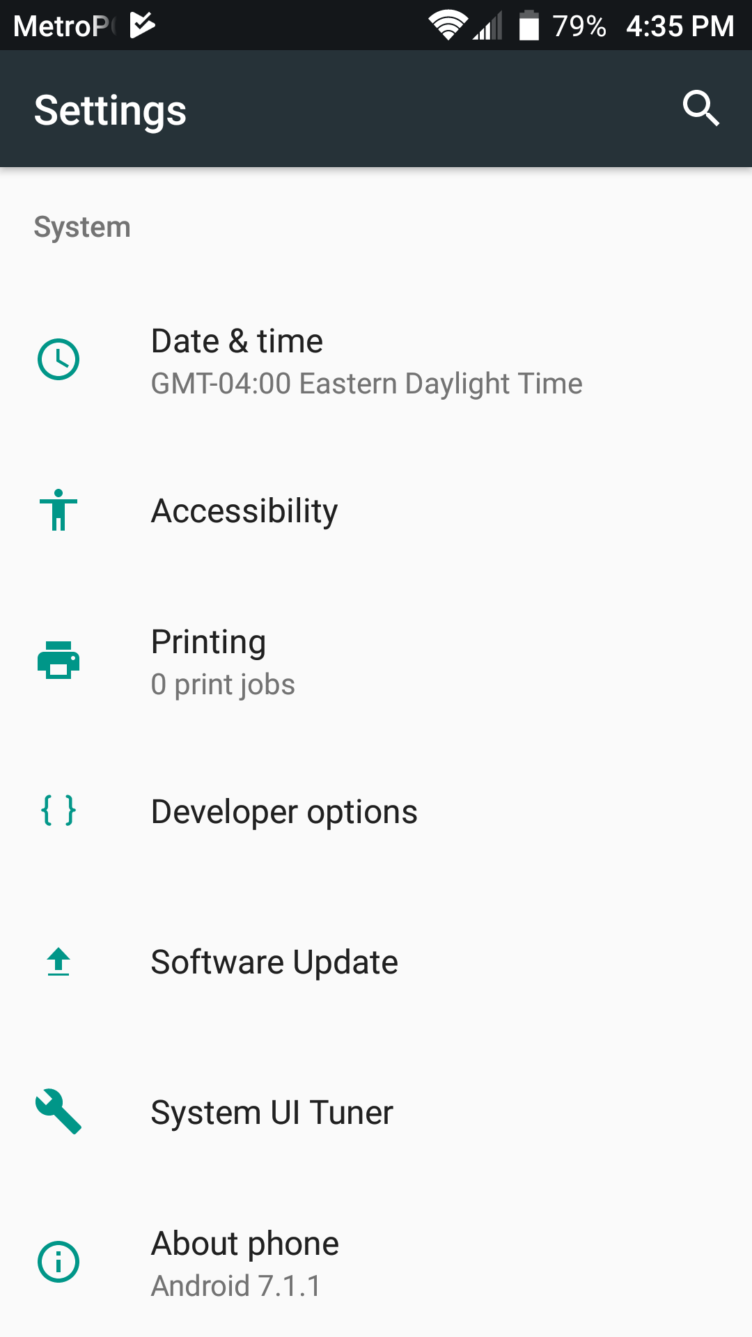 System UI Tuner - ZTE Blade Zmax | Android Forums