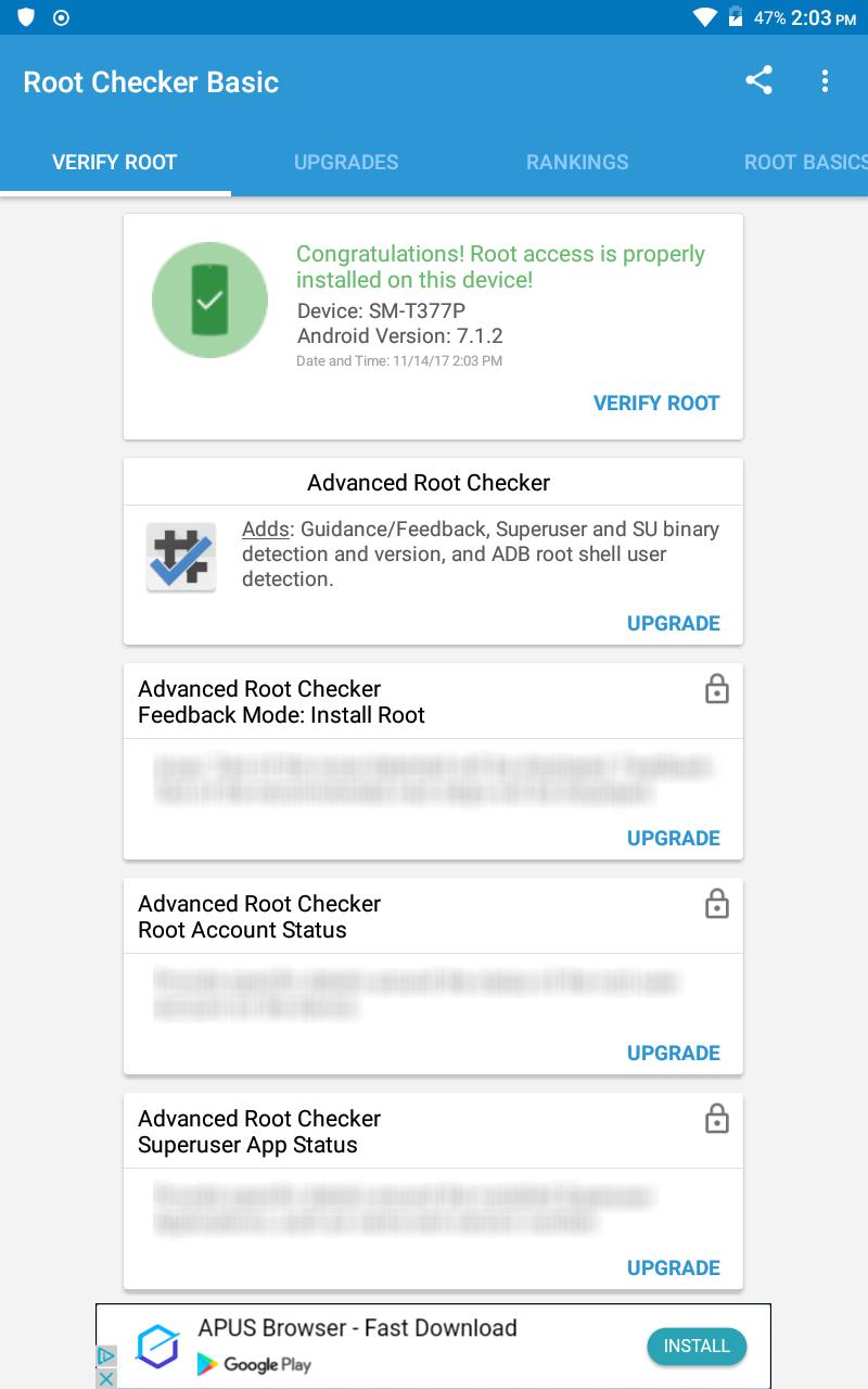 Install Lineage OS 14 1/15 1 (SM-T377P/SM-T560NU) - Samsung