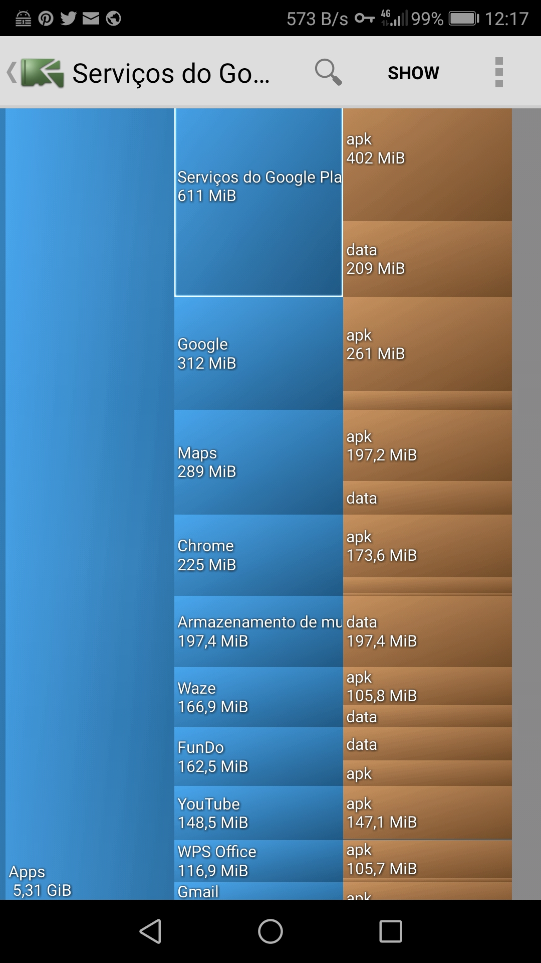 How do I get more space on my phone? - Huawei P8 Lite