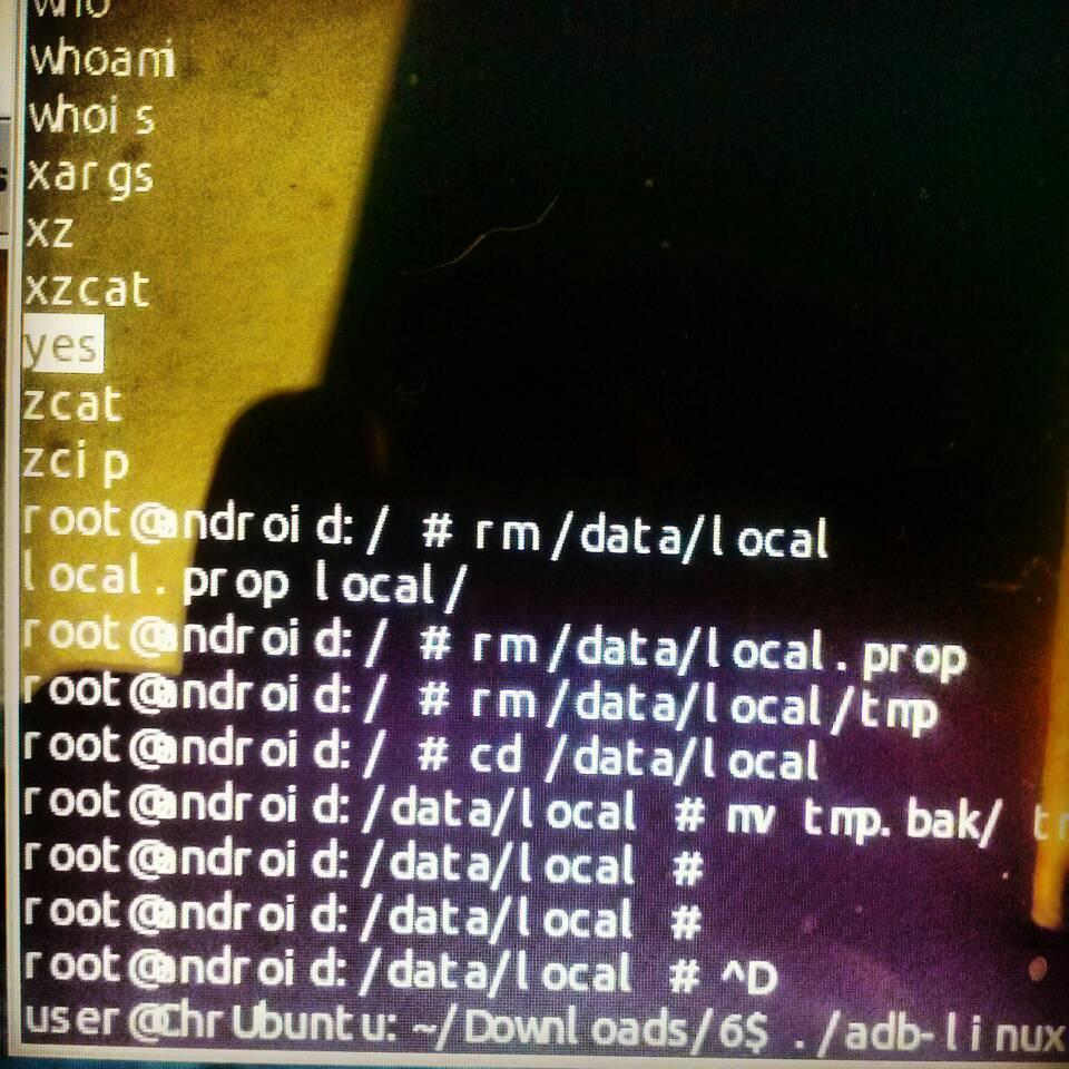 GUIDE] HowTo Root ZTE Avid on Linux (Ubuntu) - ZTE Avid 4G